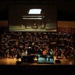 Danish premiere of Simon Steen-Andersen's Piano Concerto | photo: Allan Gravgaard Madsen
