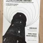 Vandtårnet plakat